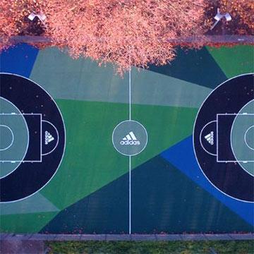 Adidas Multi Use Games Area