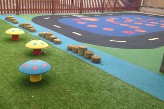 Nursery Play Surface