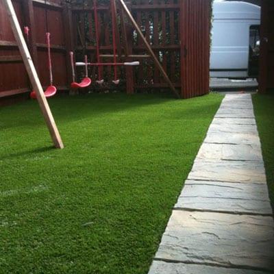 lesuire-grass-in-garden