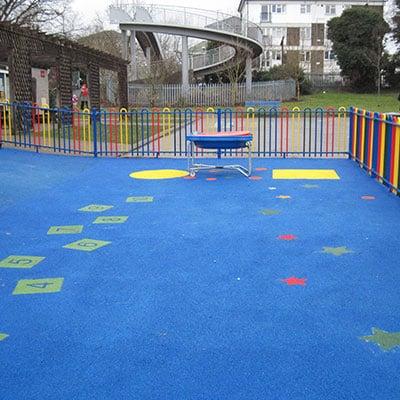 play area surfacing