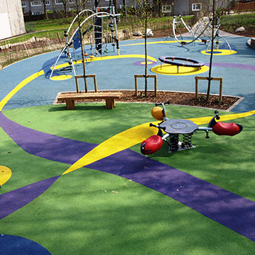 Soft Surfaces Ltd: The UK's Leading Playground Flooring