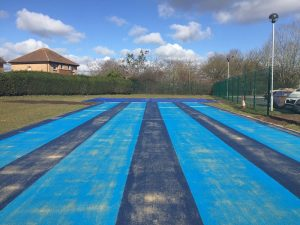 Long Jump Installation Buckinghamshire
