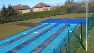 Multisport Installation Long Jump Runway Buckinghamshire