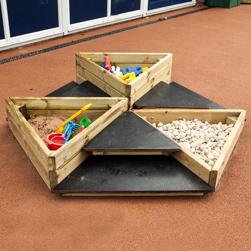 Playground Organised Toy Storage
