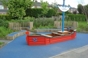 Playground Role Play Boat