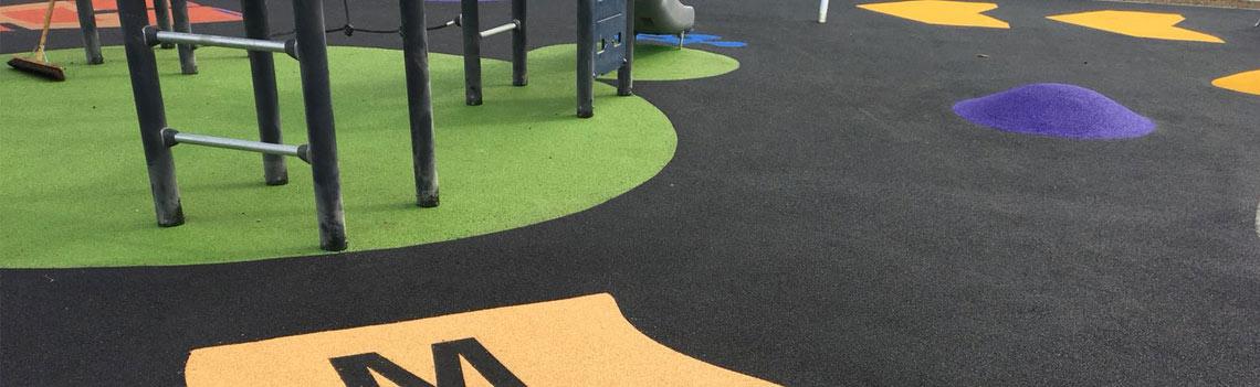 Wet Pour Play Flooring