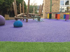 Wetpour & Artificial Grass in Fulbourn, Cambridge