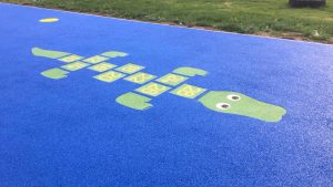 Wetpour Install Llanelli