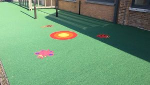 Wetpour Installation Llanelli, Wales