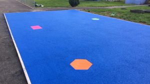 Wetpour Installation in Llanelli