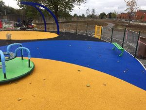 Wetpour Surface Design Amersham
