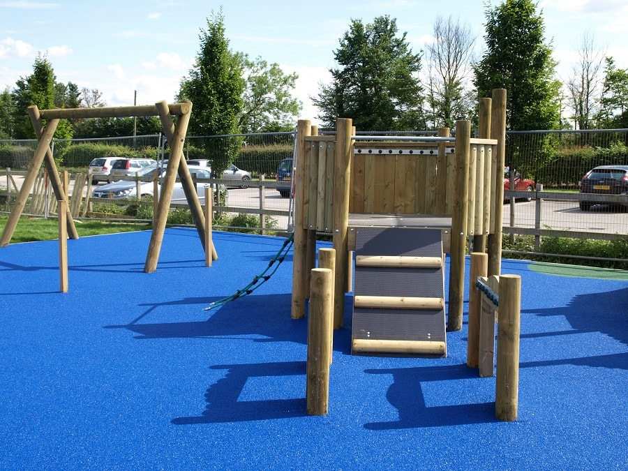 Playground Equipment for Invisible Disabilities