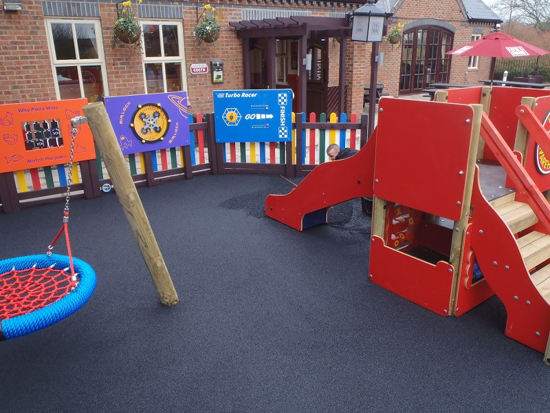 Play Equipment for Sensory Processing Disorder