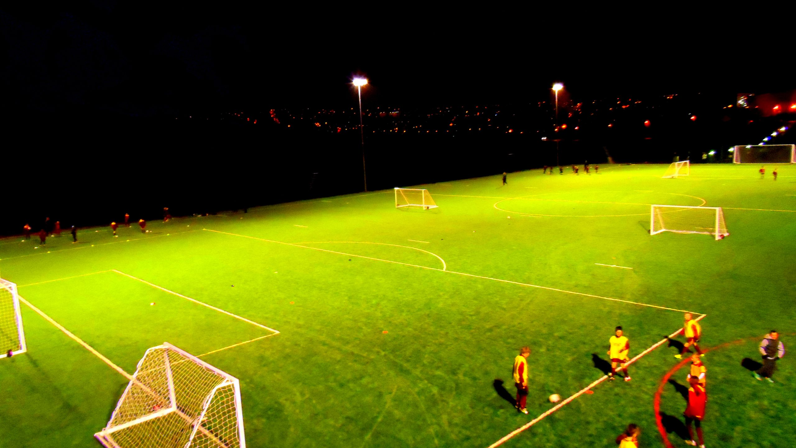 3G Pitch Facility in Whitehall, London