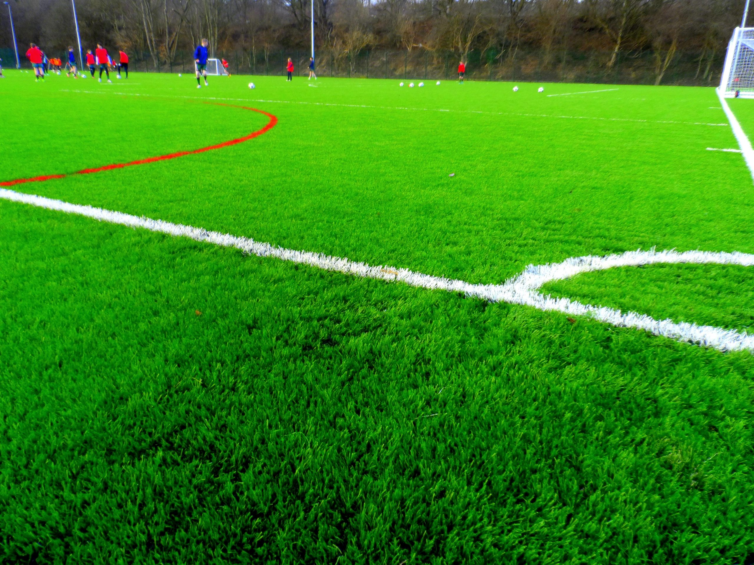 3G Pitch Facility in Whitehall