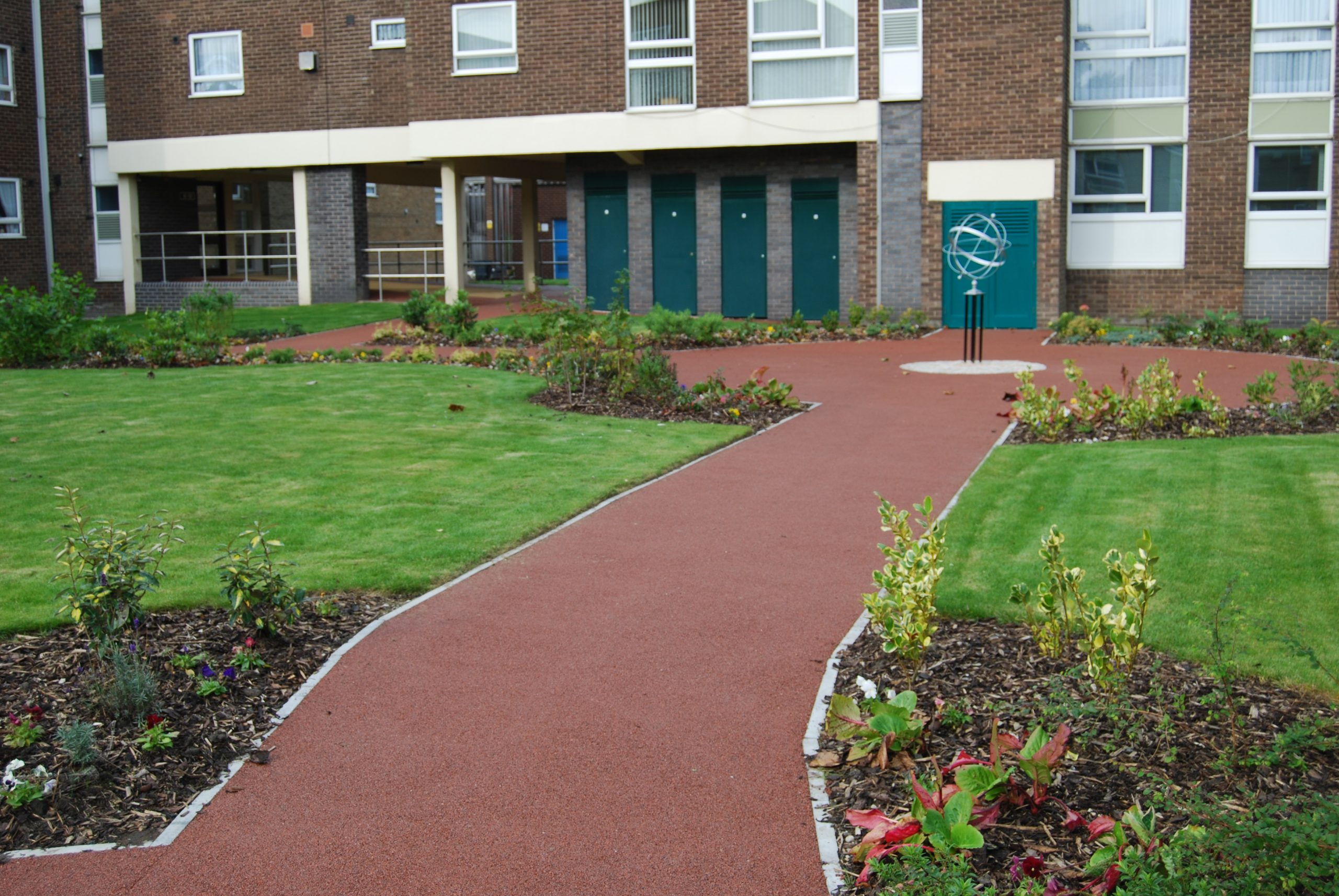 Resin Bound Gravel Pathway Installation Cheshire