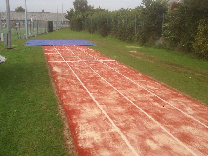 Long Jump Installation Colchester