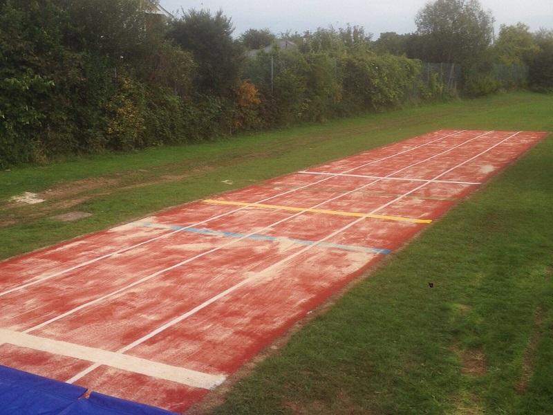 Long Jump Runway Colchester Essex