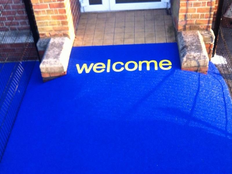 Wetpour Surface Installation in Cheltenham