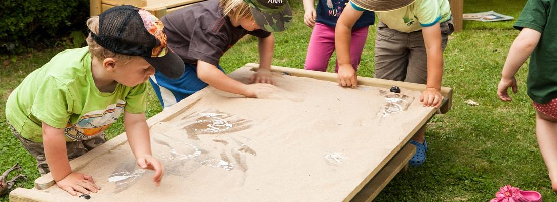 Playground Designs for Non Verbal Children