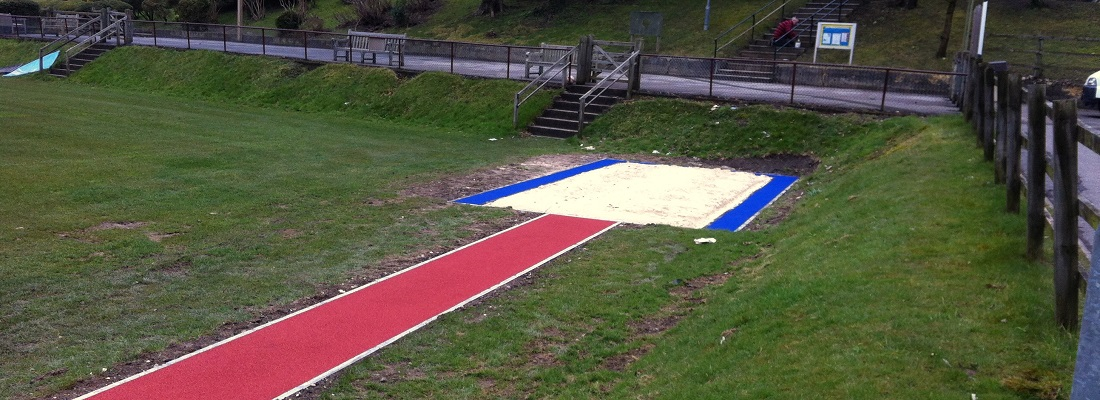 Polymeric Long Jump in Leeds