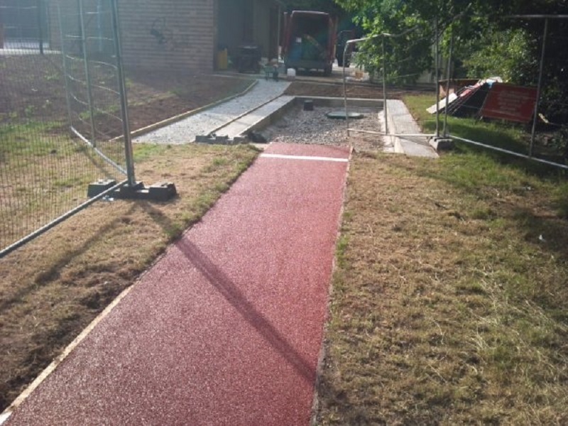 Polymeric Rubber Long Jump Kettering