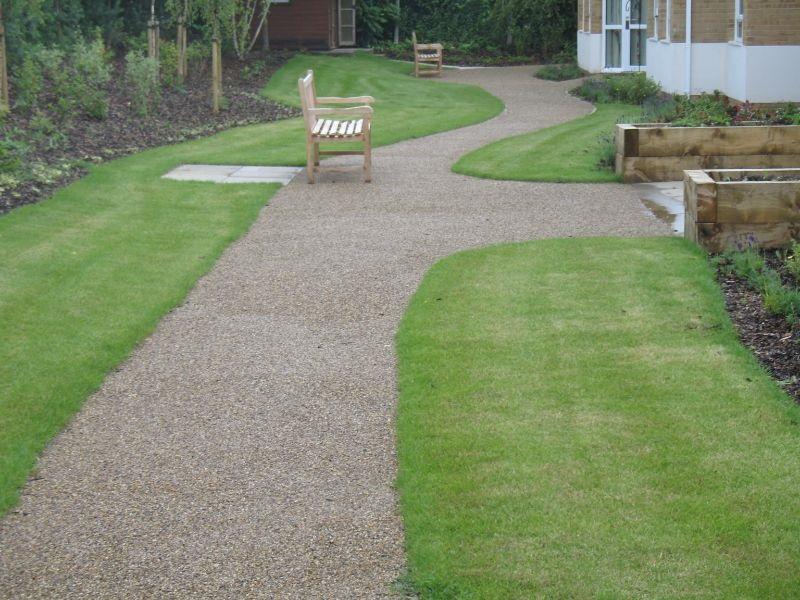 Resin Bound Gravel Pathway Chelmsford