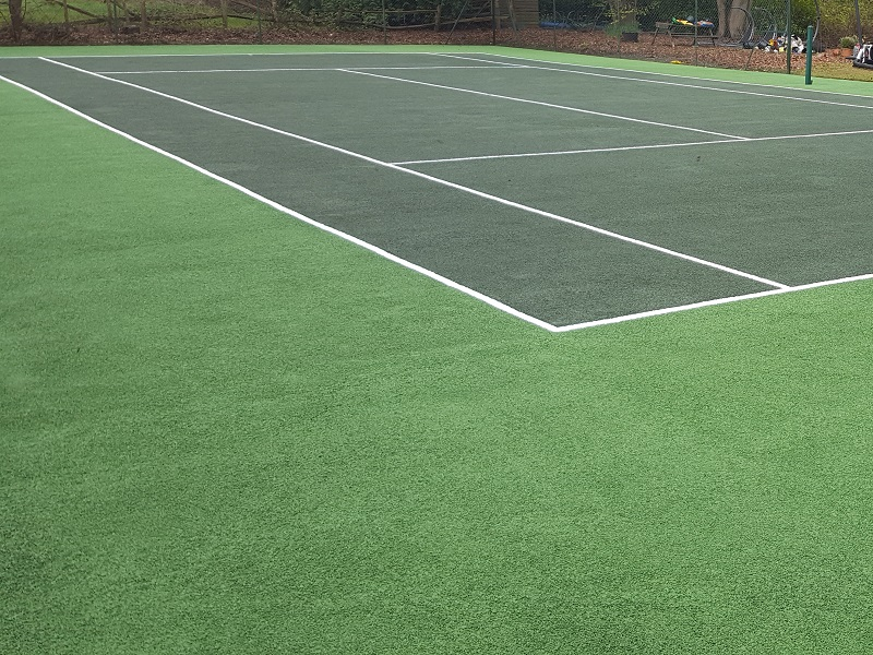 Tennis Court Maintenance Woking Surrey