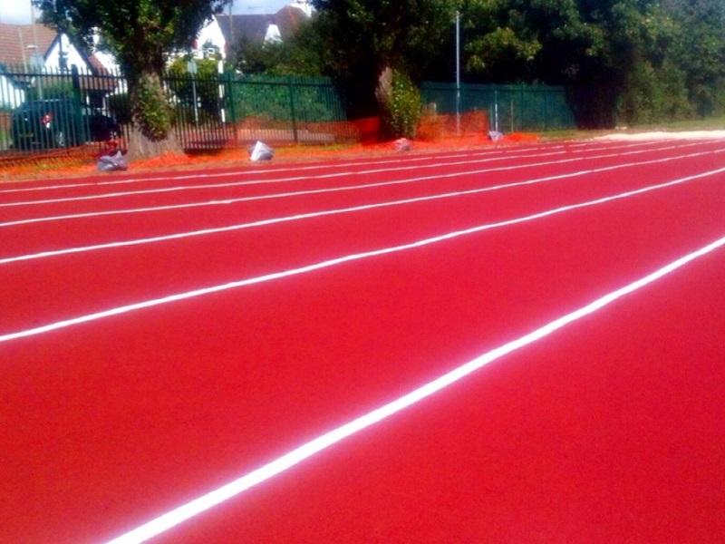 Multi Lane Long Jump in St Albans Hertfordshire