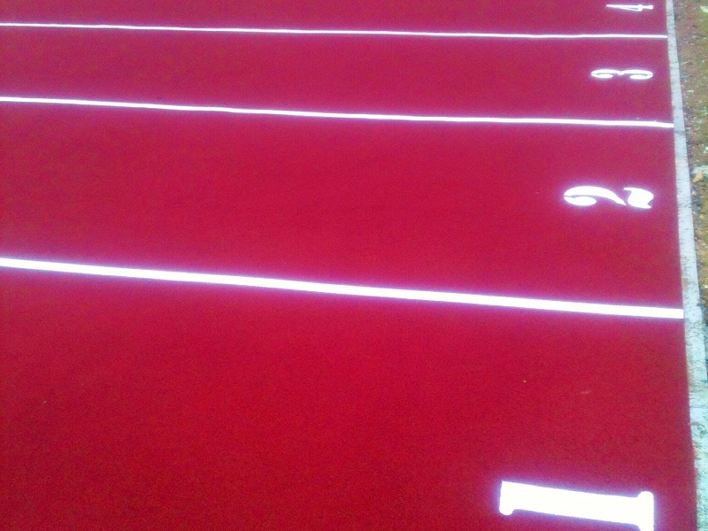 Multi Lane Polymeric Long Jump St Albans