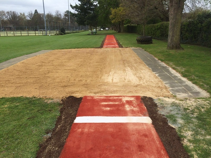 Multisport Long Jump in Wigan Greater Manchester