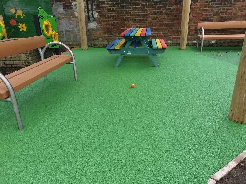 Playground Safety Surfacing in Reading Berkshire