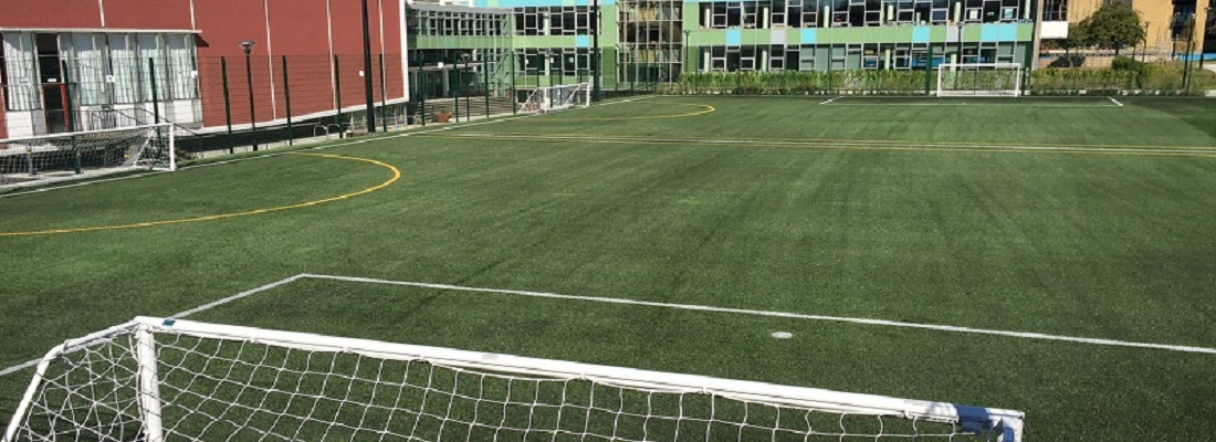 Artificial Sports Pitch Construction in Liverpool