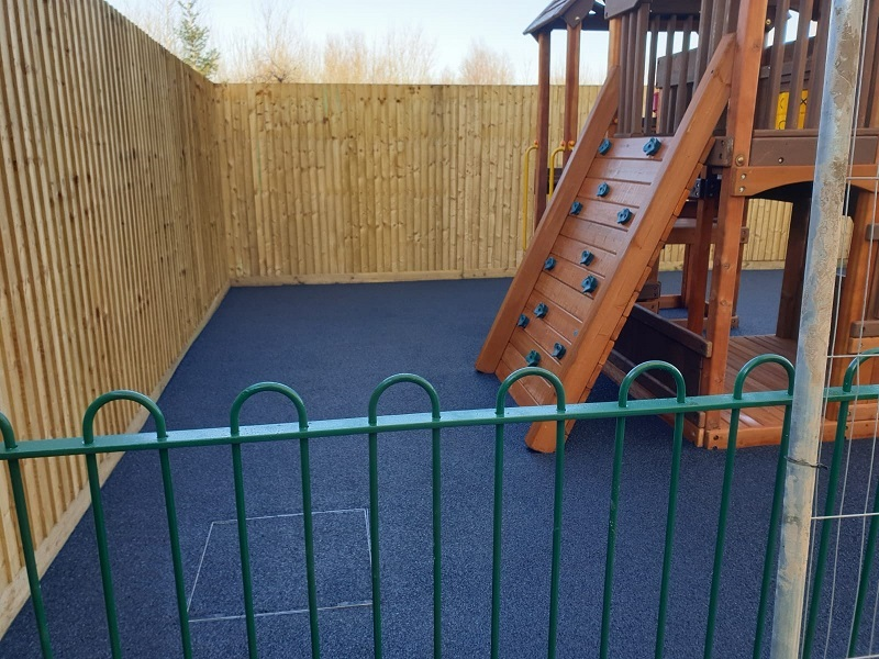 EPDM Rubber Play Surfacing in Newcastle