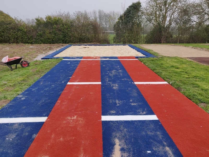 Long Jump and High Jump in Derby