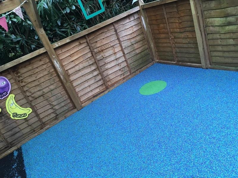 Pre School Play Area Surface in Wigan