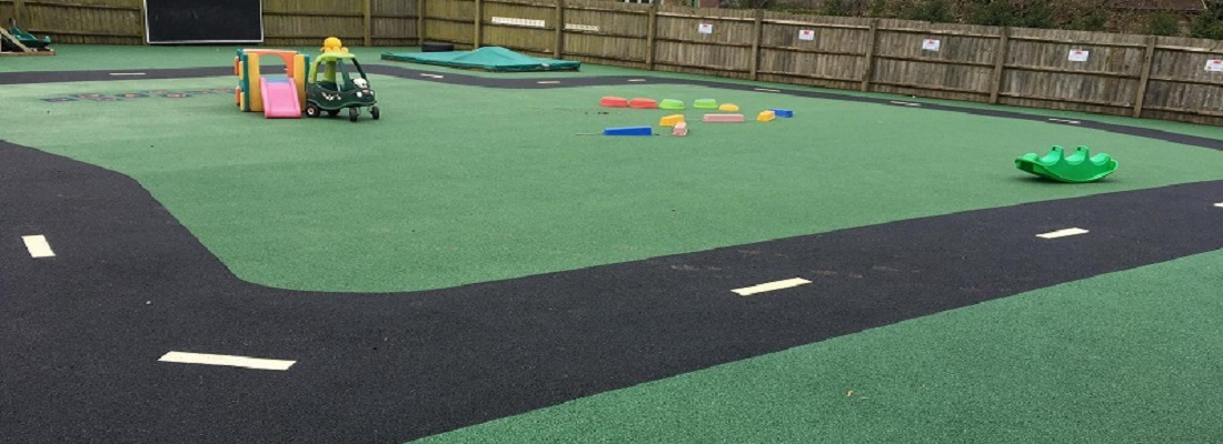 School Play Area Installation in Manchester