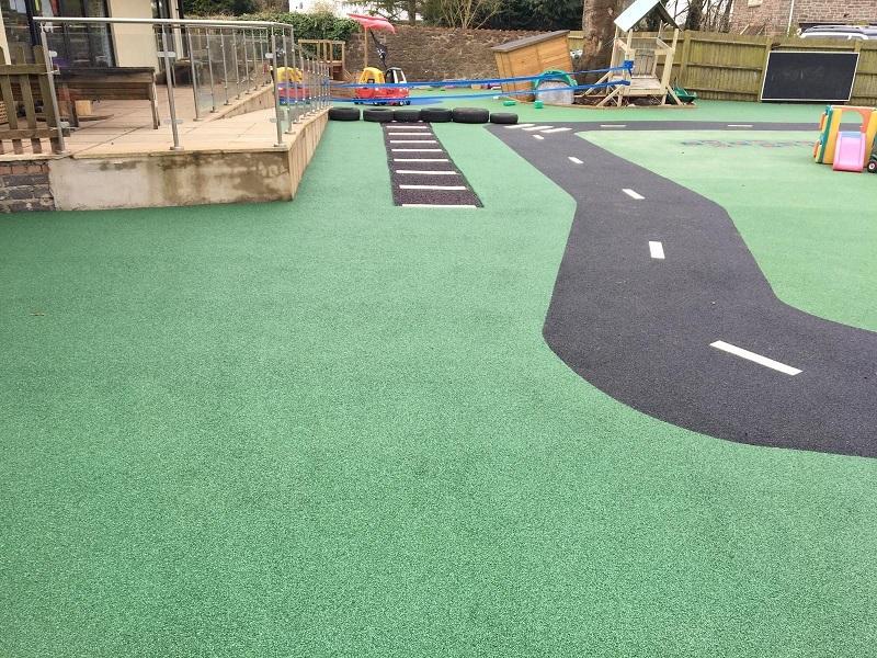 School Playground Design Manchester