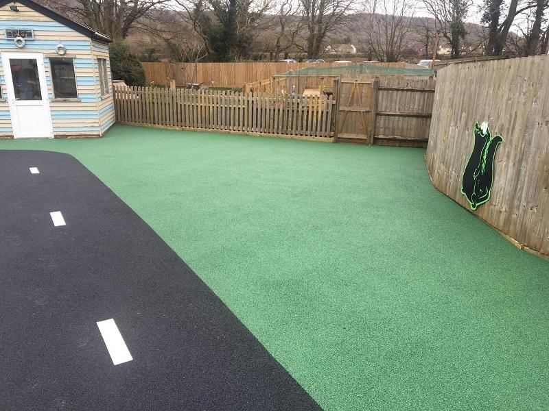 School Playground Installation Manchester