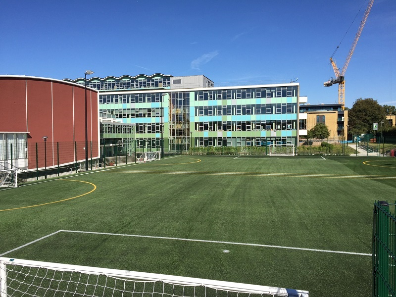 Synthetic Pitch Installation in Liverpool