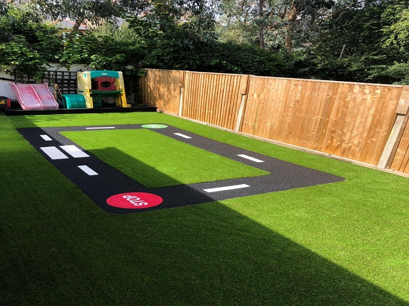 Wetpour Surfacing and Artificial Grass Coventry
