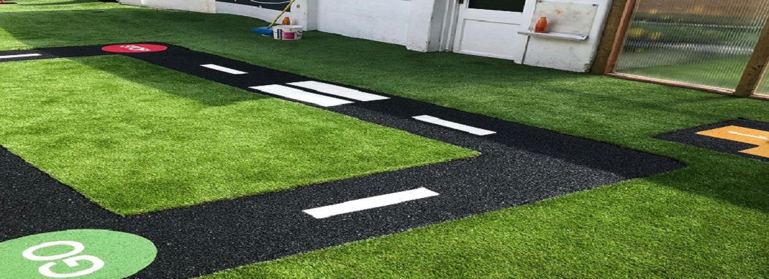 Wetpour and Artificial Grass Coventry