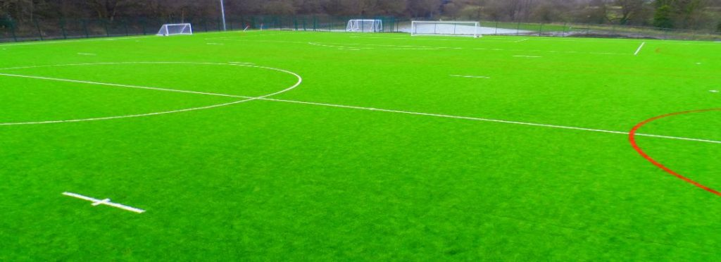 Touch Rugby Long Pile Synthetic Turf Pitches