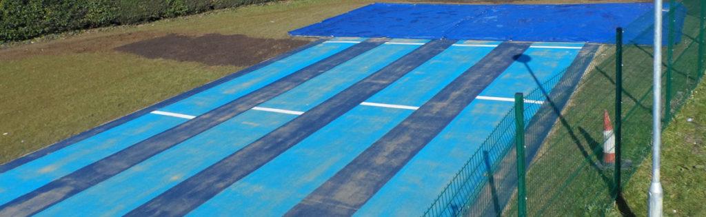 School Athletics Track Designs