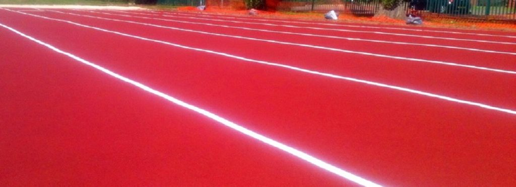 Athletics Surfacing Specification Options