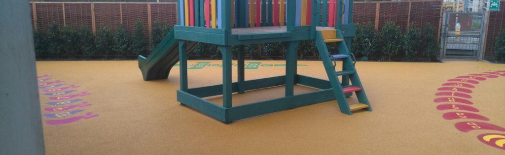 Children's Play Area Flooring