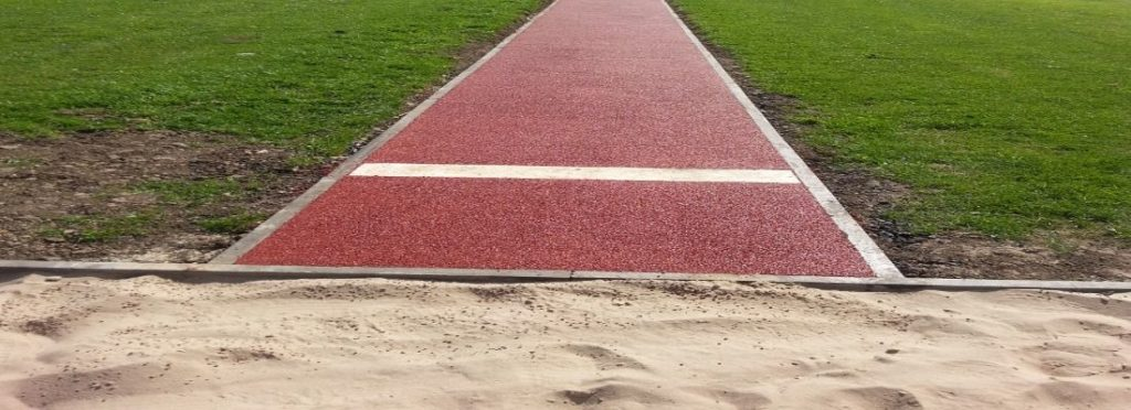 School Budgets Athletics Track Long Jump Runway Specifications