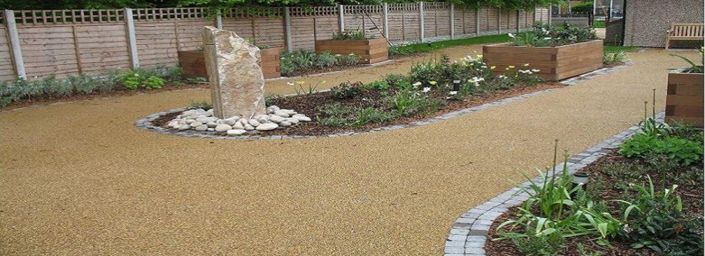 Resin Bound Gravel Installation in Birmingham, West Midlands