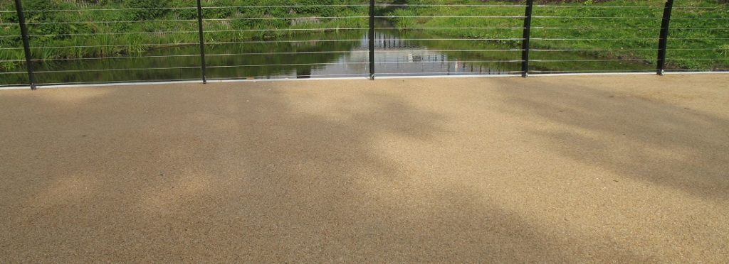 Commercial Resin Bound