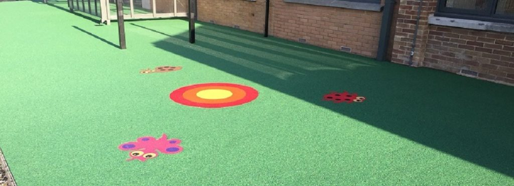 Rubber Playground and Artificial Grass Surfacing in Middlesbrough
